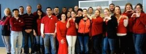 National Heart Month -Team-Red