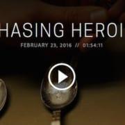 chasing heroin