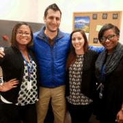 Cornell-Scott-Hill-Health-Center-Team-During-SMART-EHR-Implemenation