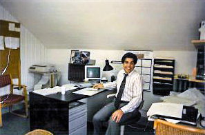 President/CEO David L. Piccoli, II begins SMART in 1991